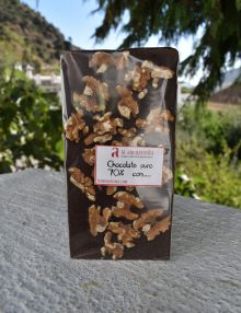 chocolate con nueces