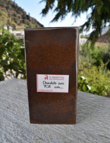 chocolate con café