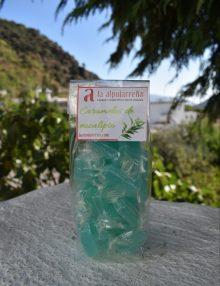 caramelos de eucalipto
