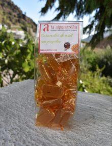 caramelos de miel con propóleo