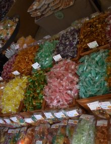 Caramelos de La Alpujarra